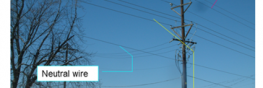 Utility GIS Data Modeling: Overhead Neutral Wire