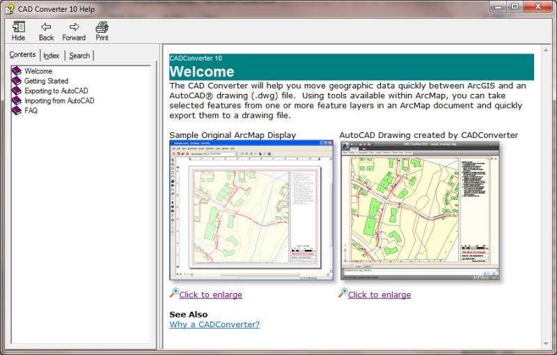 GIS Tools - Blair Services