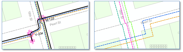 ArcGIS Multiple Geometries